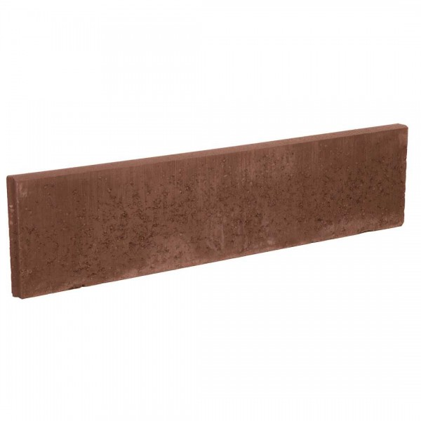 Rasenkantenstein 100x25x5cm grau