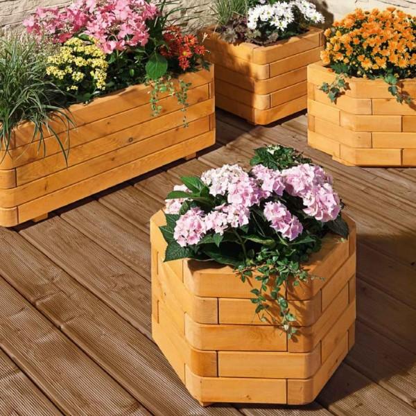 Blumenkasten Toscana 40x40x35cm