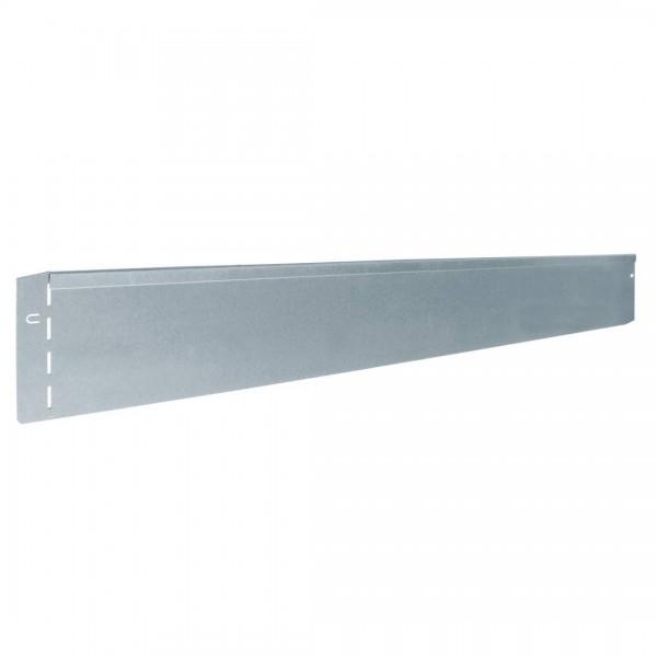 Rasenkante Metall 118x12,5cm