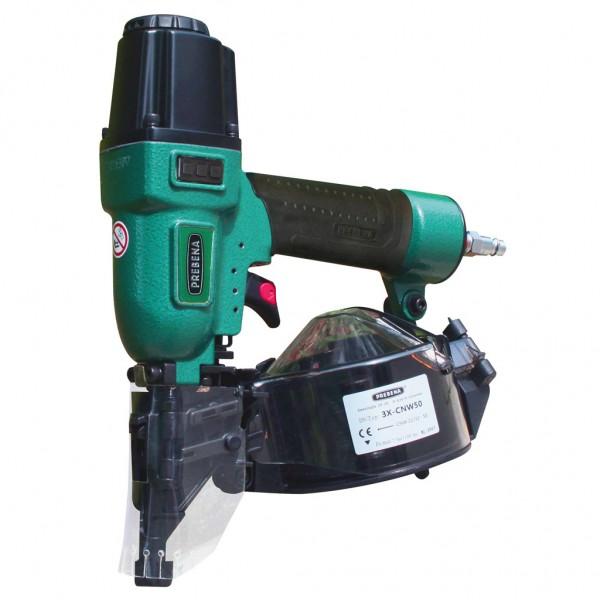Druckluft-Nagler Rollnägel bis 120 mm