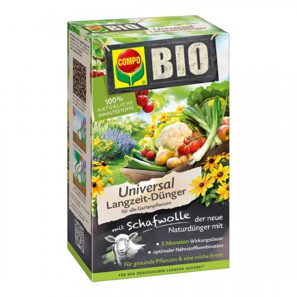 Compo Bio Universal LZ Dünger 2kg