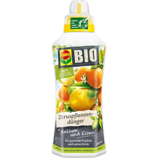 Compo Bio Zitruspfl. Dünger 500ml