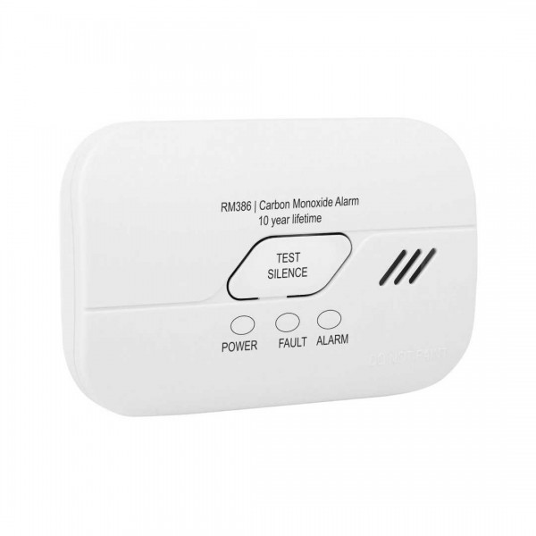 CO-Melder 10 Jahre Sensor FGA-13010