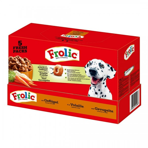 Frolic Comp. Geflügel,Gem. 7,5kg