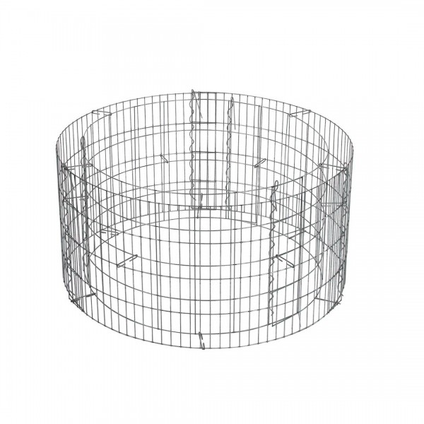 Hochbeet basic rund Ý81/67 H40cm