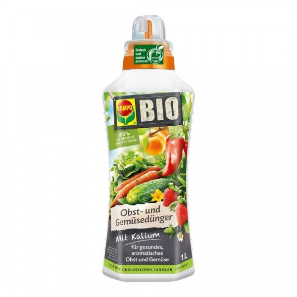 Compo Bio Obst- u. Gemüsedünger1l