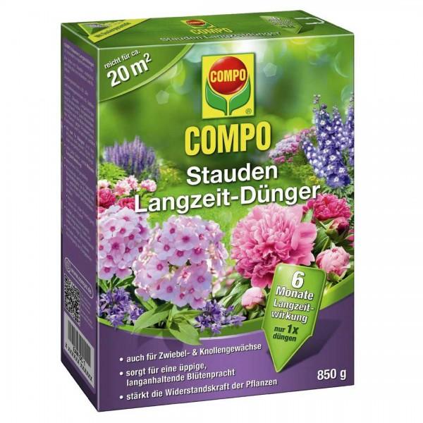 Compo Stauden Langzeit Dünger 850