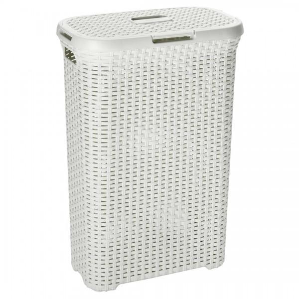 Wäschebox 40l creme