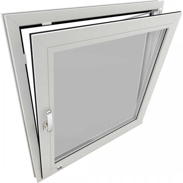 Fenster Kst./ISO links 100x80cm