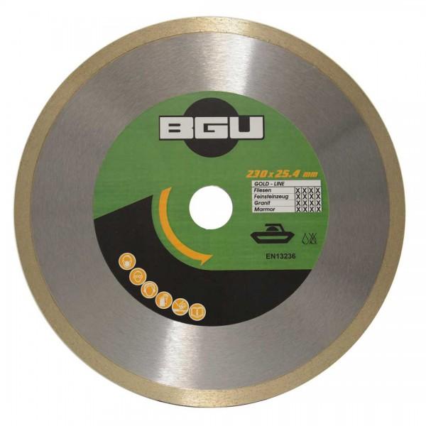 Dia-Blatt BGU Gold Line Ceram 230