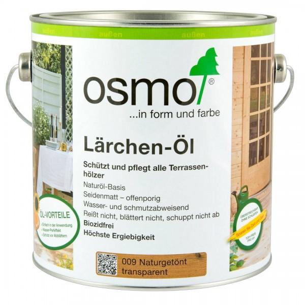 Lärchen-Öl naturgetönt 3L
