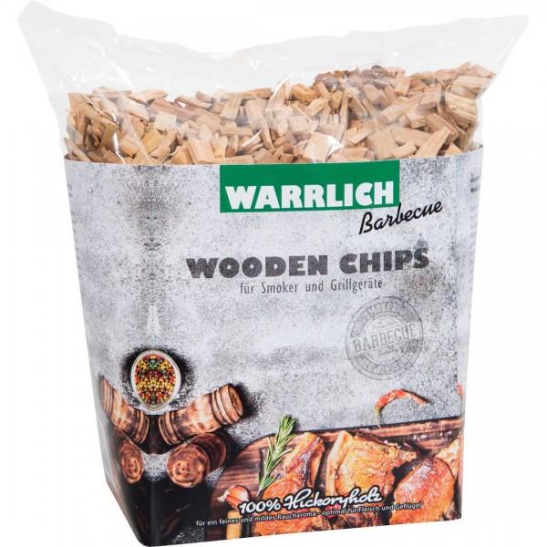BBQ-Chips 750g Hickoryholz