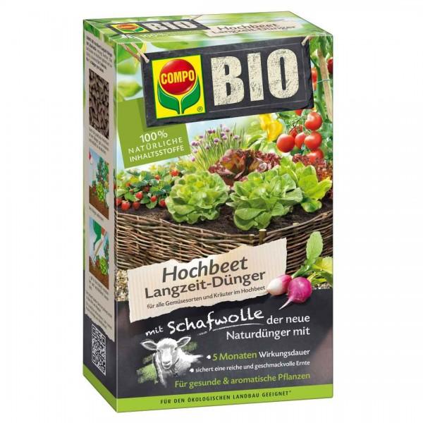 Compo Bio Hochbeet LZ Dünger 750g