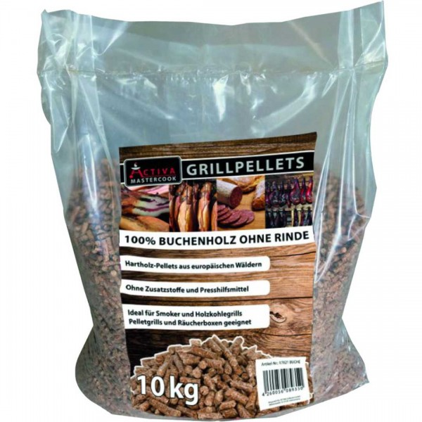 Mr.Gardener Grillpellets Kirsche 10kg