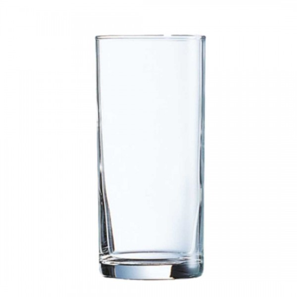Trinkglas 0,25 l geeicht