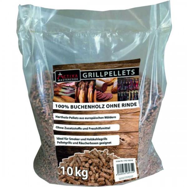 Mr.Gardener Grillpellets Buche 10kg