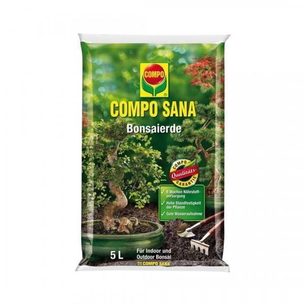 Compo Bonsai Erde 5l