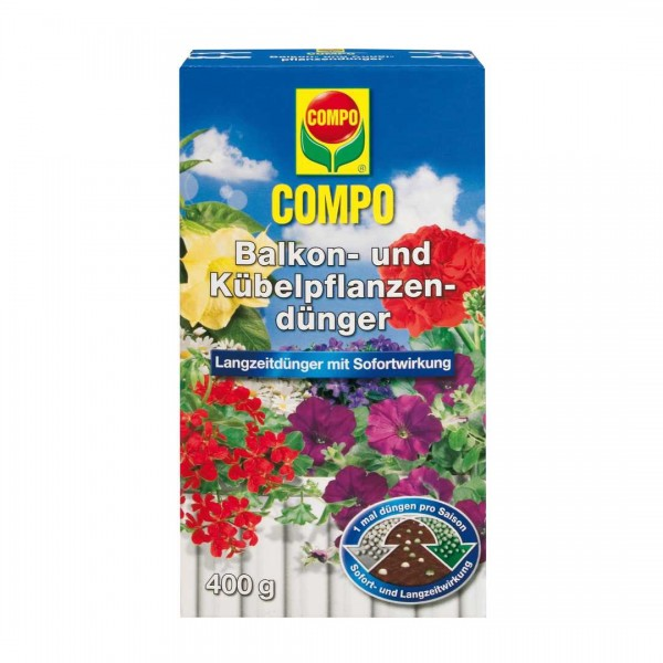 Compo 2-Phasen-Balkondünger 1,2kg