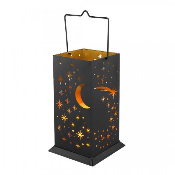 LED Solarleuchte Mond und Sterne 0,06W
