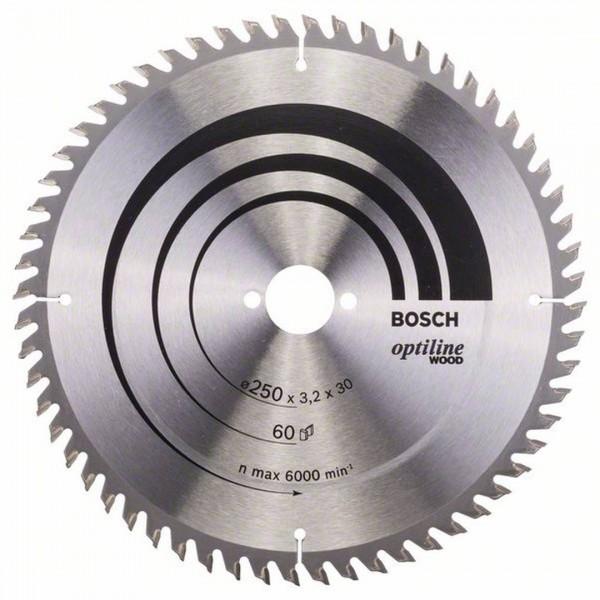 Sägeblatt Optiline 250x30 Z60