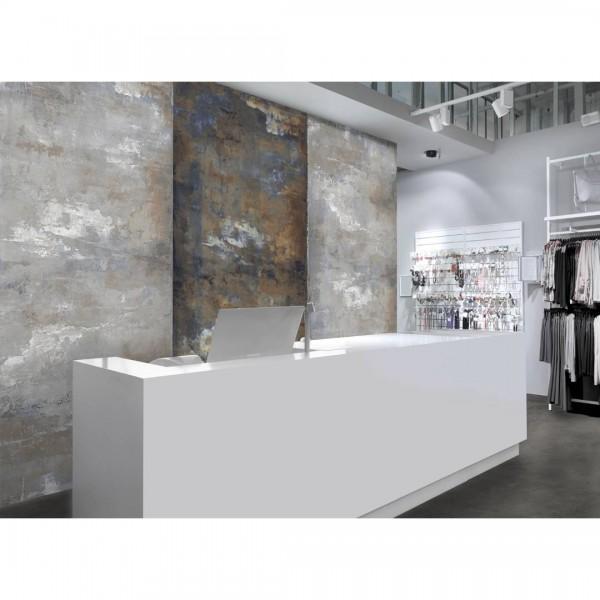Rett City Plaster Grey 60x60 cm