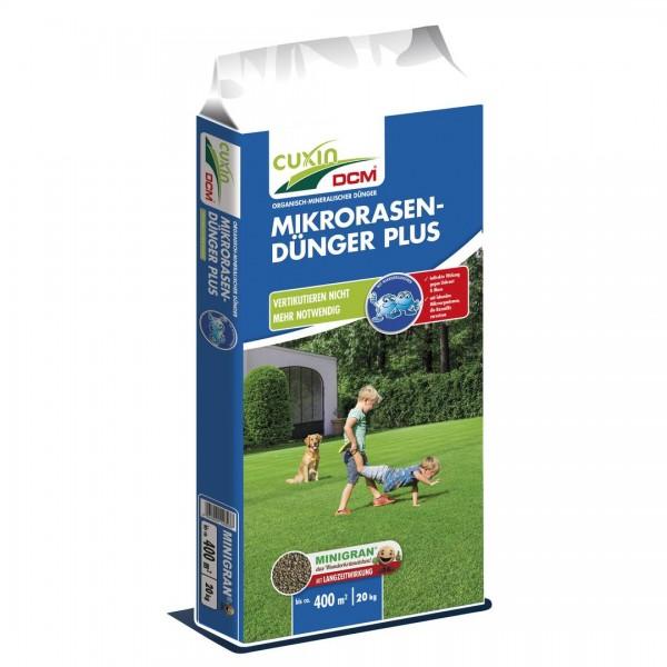 Rasendünger Mikro Plus 20kg