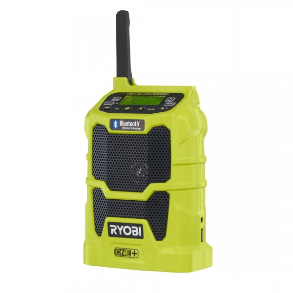 Akku-Radio R18R-0