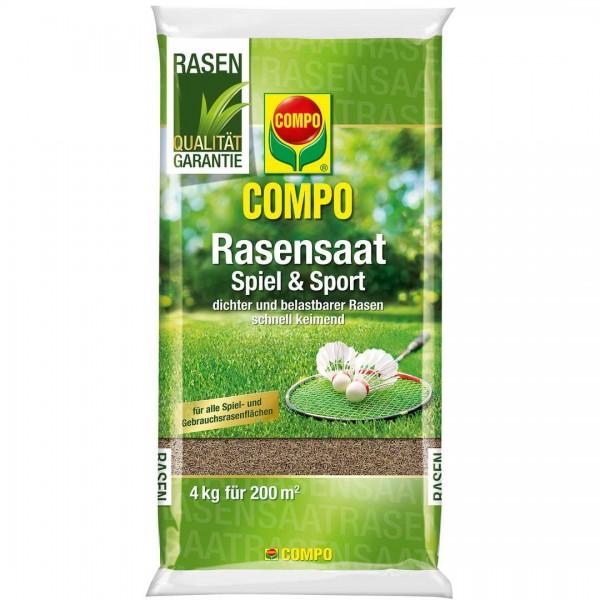 Compo Rasensamen Spiel+Sport 4kg